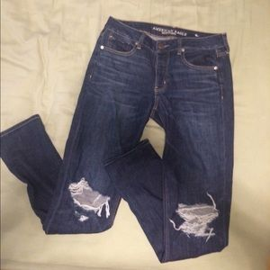 American Eagle Outfitters Jeans - Xlong AE Tomgirl jeans